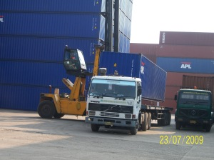 Import Cargo services